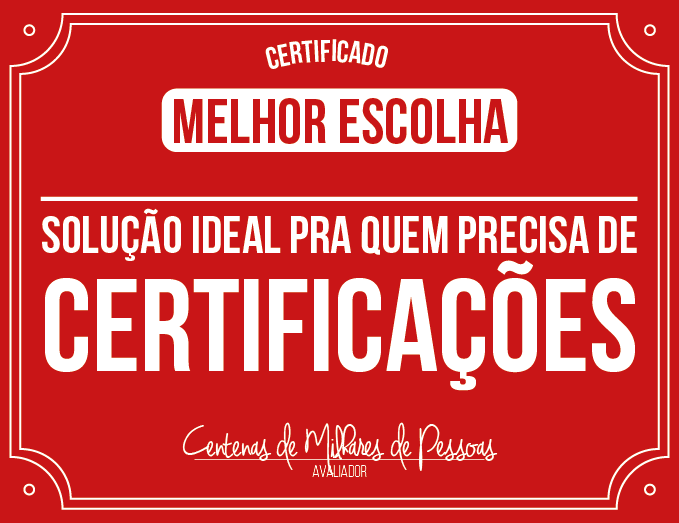 Melhor Certificado