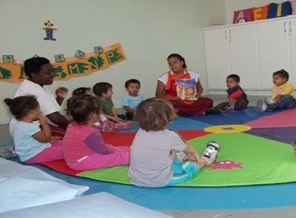 Rodas de Histórias na Educação Infantil